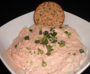game day salmon dip 1