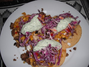 greek tostada 1